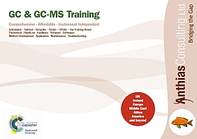 Anthias GC & GC-MS Brochure